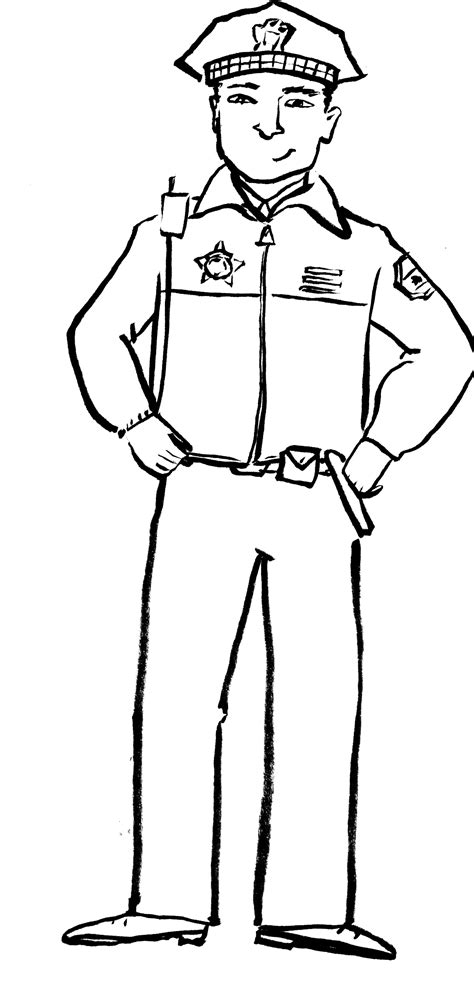 coloring pages munity helper coloring pages pictures