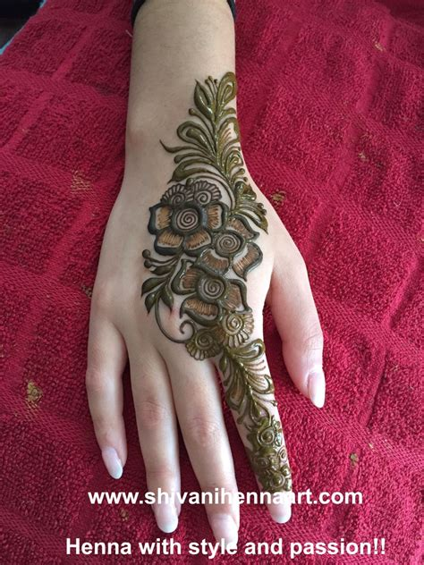 henna with style and for the booking questions