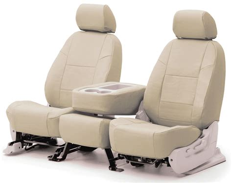 Leather Seat Covers by Coverking Genuine Leather Seat Covers Free Shipping