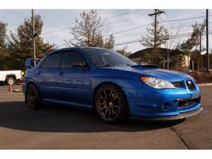 2007 Subaru Wrx For Sale 2007 Subaru Wrx Sti For Sale