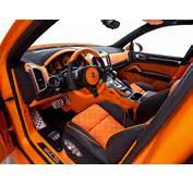 Porsche Cayenne S Hybrid By Lumma Design 2012 Interior