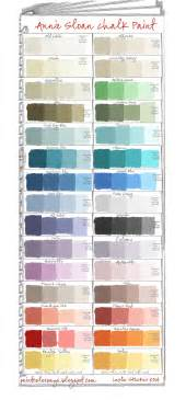 chalk paint colors colorways paint color swatch book