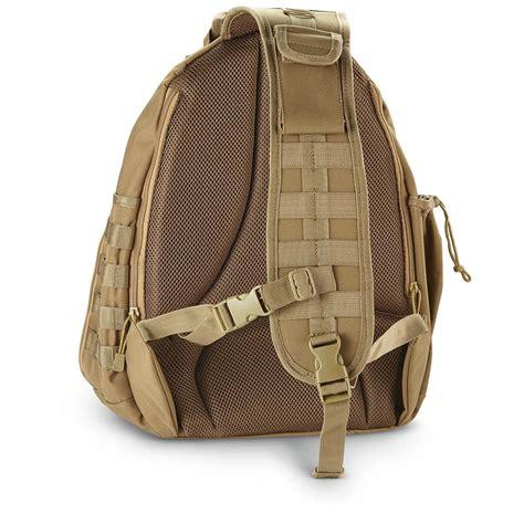 Tas Tactical Sling Bag 5ive gear tactical sling bag 651614 style backpacks bags at sportsman s