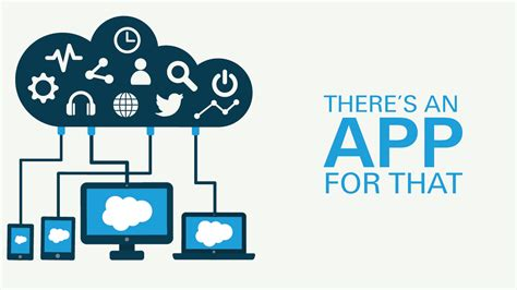 app for simplus there s an app for that the appexchange and app