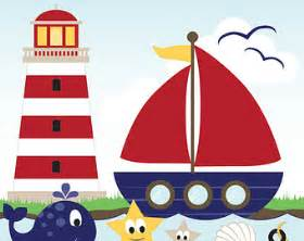 Rugs For Boats Lighthouse Clipart Etsy