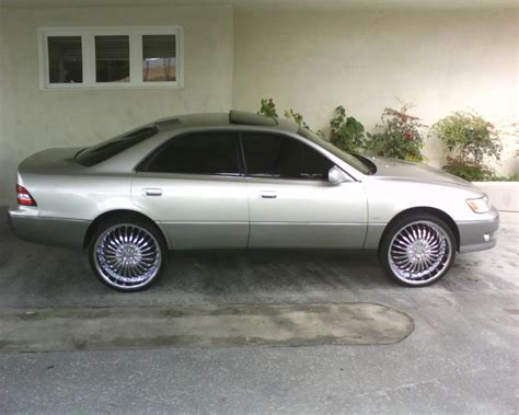 custom lexus es300 ctapia562 2000 lexus es specs photos modification info