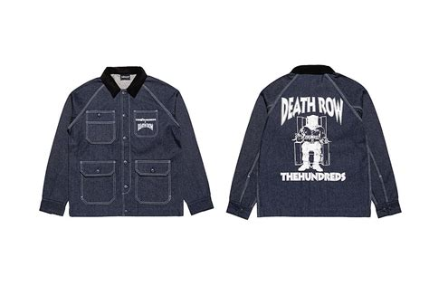 Row Records Jacket The Hundreds Celebrates Row Records 25th Anniversary With Limited Capsule