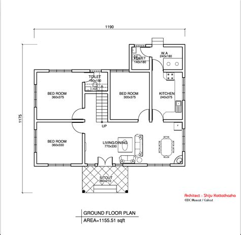 house plans on a budget bavas wood works low budget kerala style house design