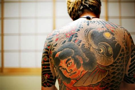 yakuza tattoo templates yakuza tattoos japanese gang members wear the culture of