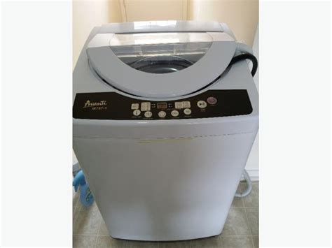 Portable Apartment Sized Washer Nepean Ottawa Washer That Hooks Up To Kitchen Sink