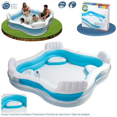 intex pool with seats pool with seating detachable pools