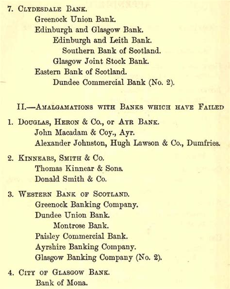 history of bank of scotland history of banking in scotland