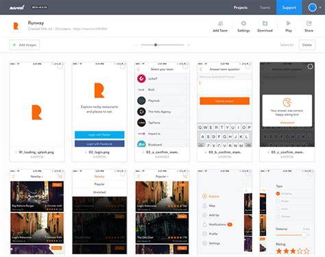 free ui design tool 11 best free ui design tools for web designers web
