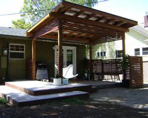 Slanted Pergola Roof by Save Email
