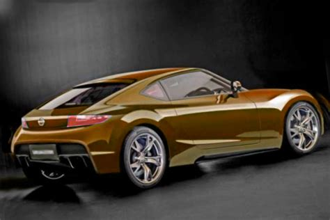 New Nissan Z by New Nissan Z May Be Available With New Roof Features And