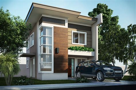 modern home design 100k business as usual zuri residences taytay rizal cheapest single attached house and lot near