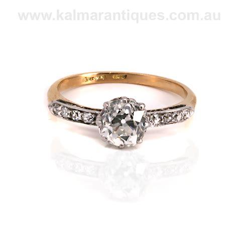 deco rings australia 1920 s deco era engagement ring
