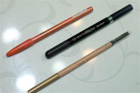 Pensil Alis Krayon Dari Maybelline rekomendasi pensil alis hitam dari drugstore daily