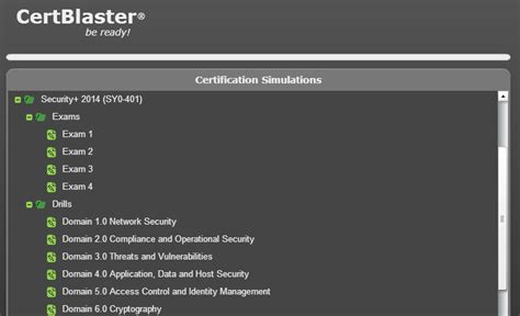 Comptia Security Sy0 401 In Depth using a comptia security plus practice test to prepare for