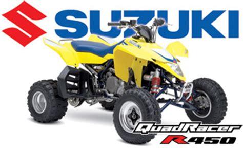 Suzuki Ltr 450 Specs by 2006 Suzuki Ltr450 Racer Atv Specifications