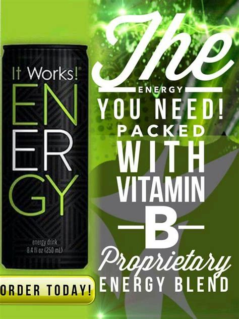 7 energy drinks a day 163 best it works images on wrap thing