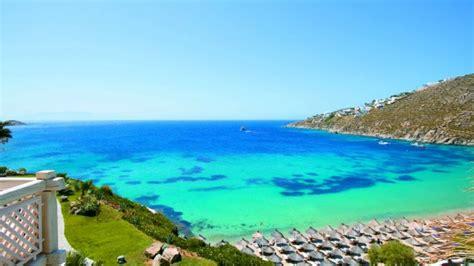 top  holiday destinations  greek islands