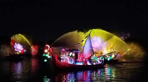 disney rivers of light review rivers of light illuminates stories at disney