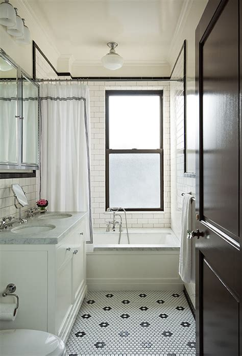 long tiles for bathroom long bathroom with carrera marble hexagon tiles and gray