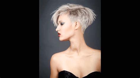 coiffure courte coiffure asym 233 trique courte 2014 cheveux
