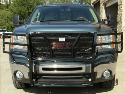 gmc 2500hd grille cattleman gmc 2500hd 3500 grille guard dandy products