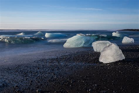beach black sand iceland black beach magnificent and dangerous