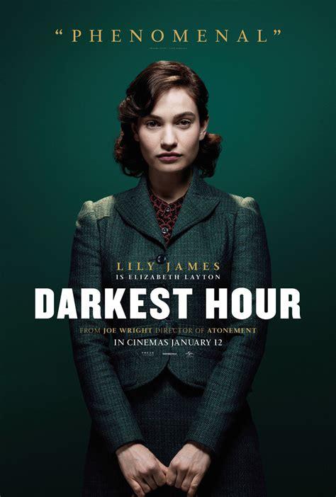 darkest hour elizabeth layton lily james elizabeth layton heyuguys