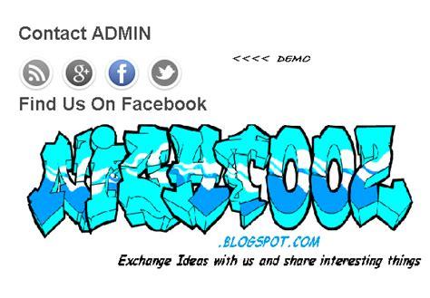 Script Media Sosial Script Mirip Script Jejaring Sosial widget jejaring sosial media yang keren untuk