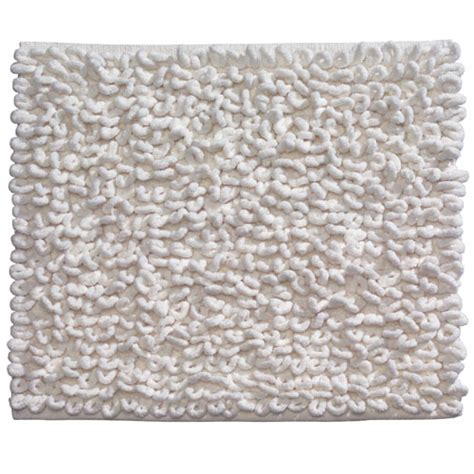 Small Accent Rugs | small loopi cotton accent rug white in accent rugs