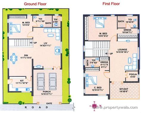 east facing duplex house floor plans east facing house plan webbkyrkan com webbkyrkan com