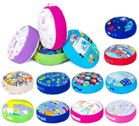 large cushions to sit on children s floor cushions soft foam filled large
