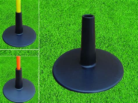 rubber pole base buy rubber weight base heavy rubber