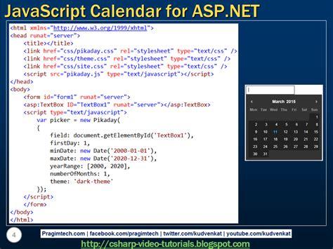 tutorial asp net c sharp sql server net and c video tutorial javascript