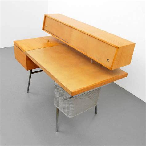 Modern Desks With Storage 17 Best Images About Great Desks By George Nelson On Pinterest Modern Desk Eero Saarinen And
