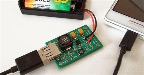 cara membuat powerbank dengan ic 7805 kurotsuki membuat powerbank dengan rangkaian dc dc step
