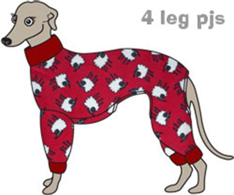 free pattern for dog coat with legs ak creations does my hound need indoor wear pyjamas or