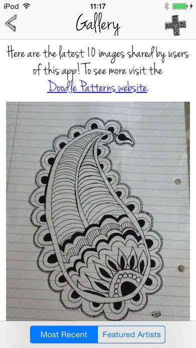 pattern doodles app app shopper doodle patterns reference
