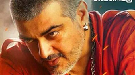 biography of hindi film actor ajit ajith s 56th film titled vedalam the indian express