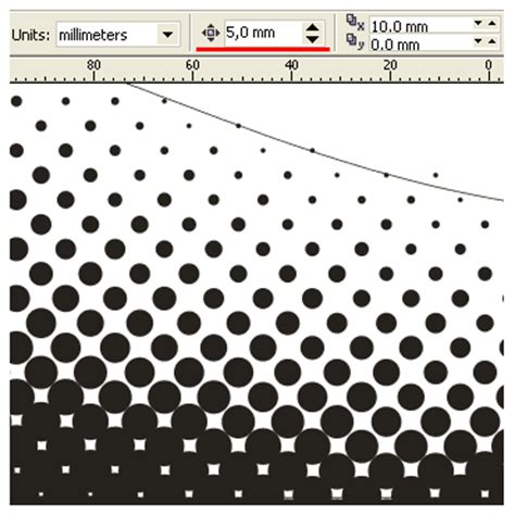 coreldraw halftone pattern corel draw halftone how to and tips tricks wikis