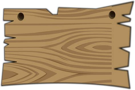 design planken wood plank sign interiors design