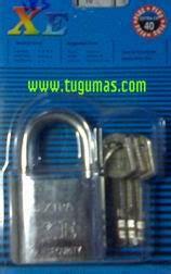 Gembok Leher Panjang 30mm Xe gembok padlock harga harga bahan bangunan