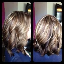 Caramel highlights big curls and highlights on pinterest