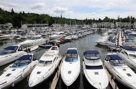boat marina windermere about the marina annual visitor boat storage mooring