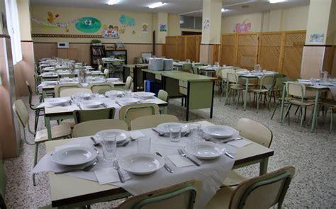becas comedor escolar colegio san isidoro granada servicio de comedor escolar