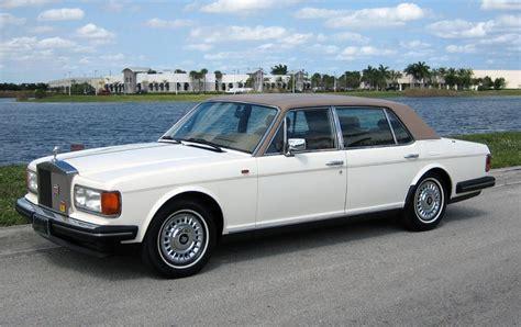 rolls royce silver spur 1988 rolls royce silver spur 2000 series long wheelbase